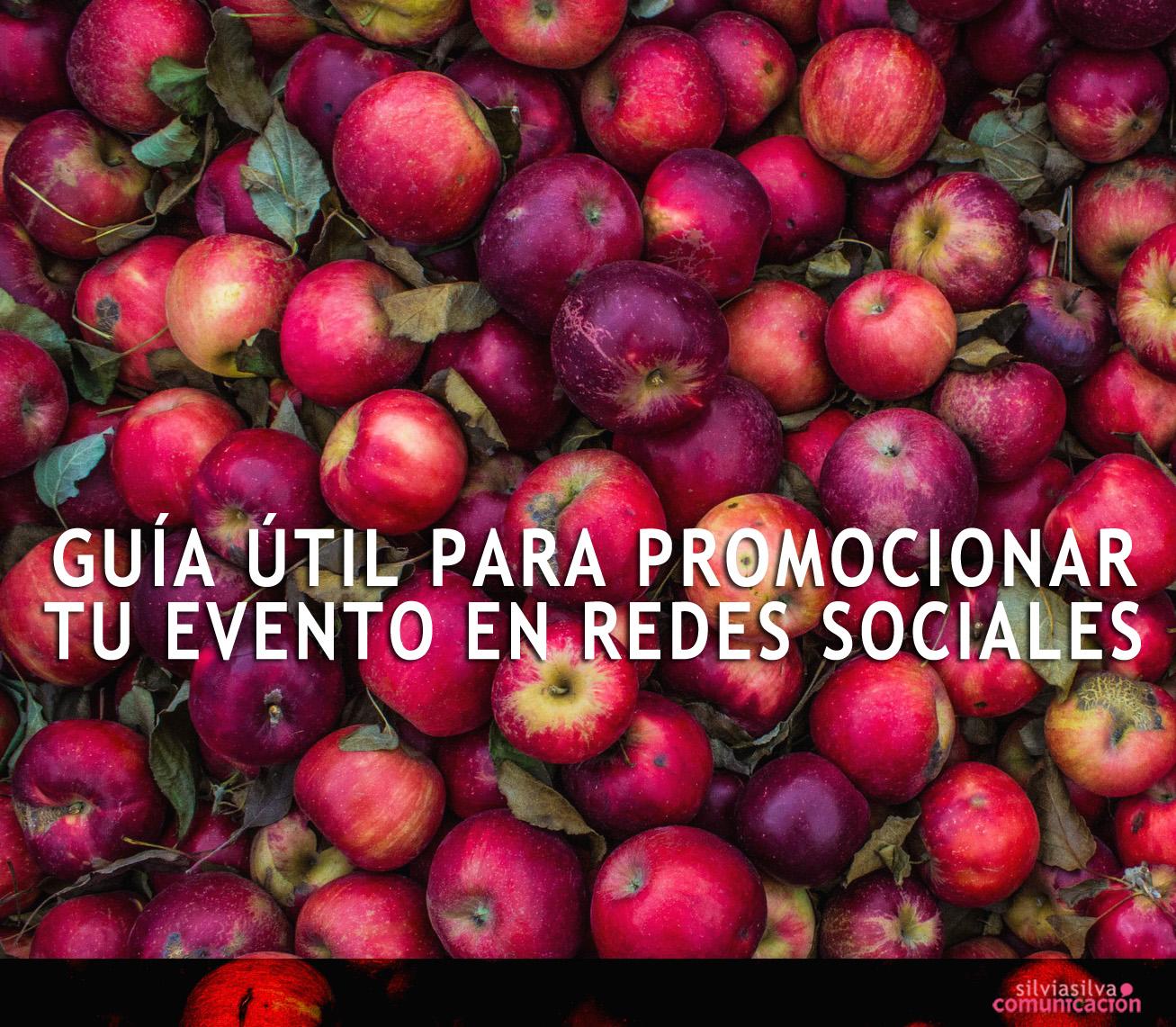 cómo promocionar tu evento en social media