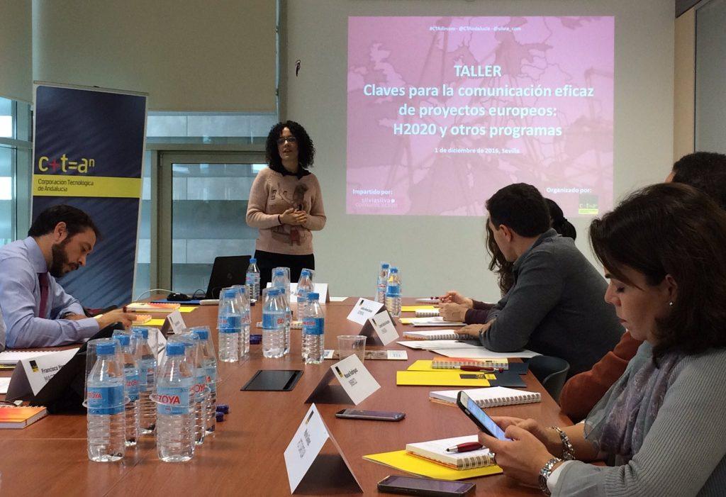 Comunicación eficaz de proyectos europeos H2020