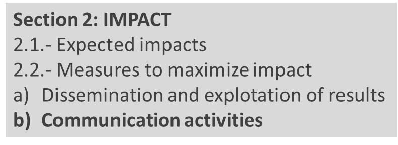 Impact H2020