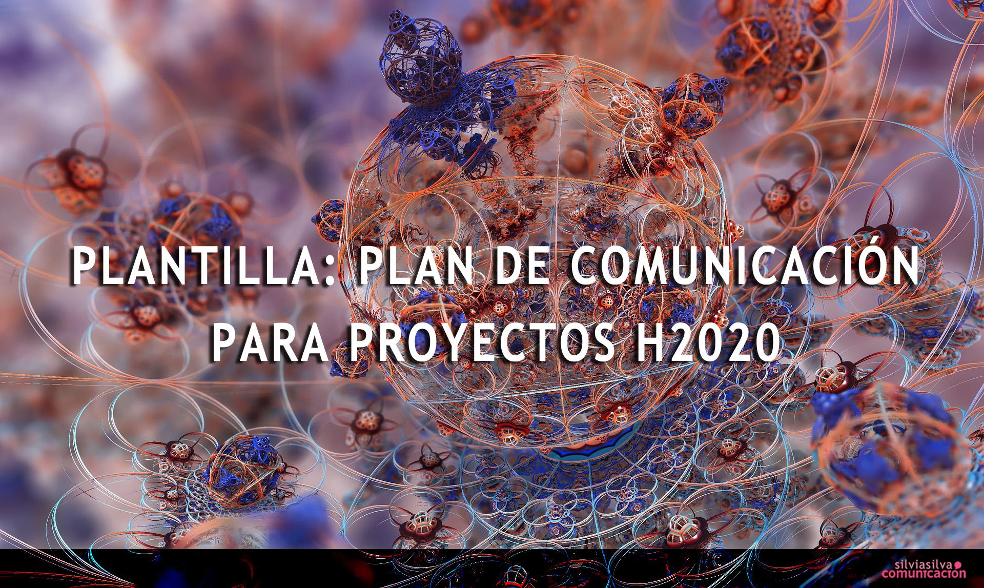 Plan de comunicación H2020