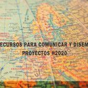 comunicacion y diseminación de proyectos H2020